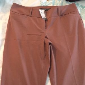 Drew fit, boot cut dress pant, NWT